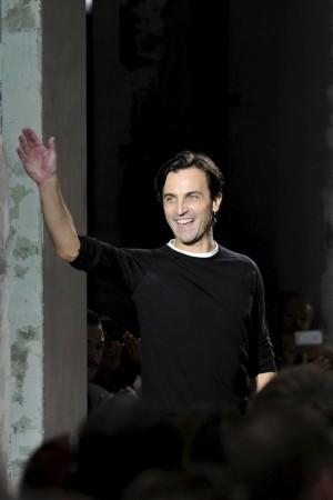 El último adiós de Nicolas Ghesquière fue en 2012, en Balenciaga.