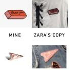 La respuesta de Zara a la acusación de plagio de una ilustradora