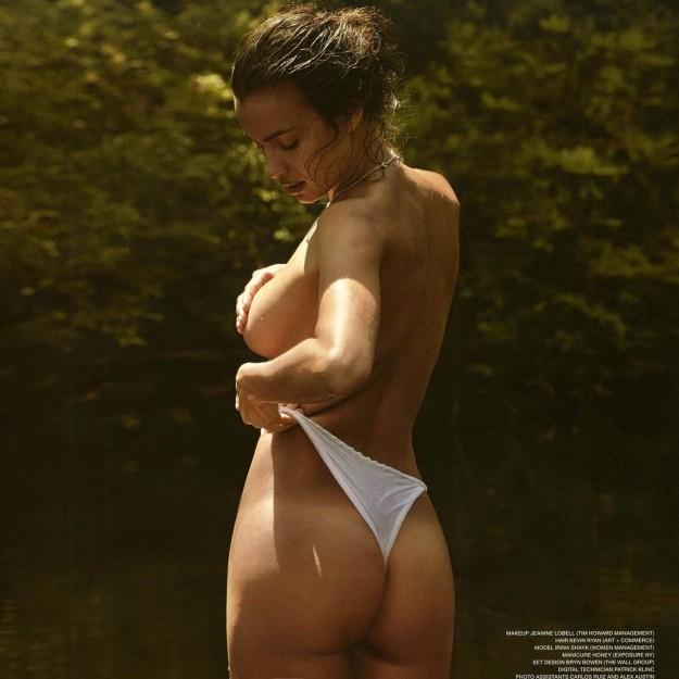 Irina Shayk Se Muestra Al Desnudo Telva