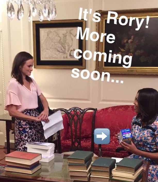 Michelle Obama en Snapchat