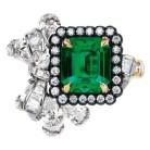 La colección de alta joyería de Dior inspirada en el Palacio de Versalles