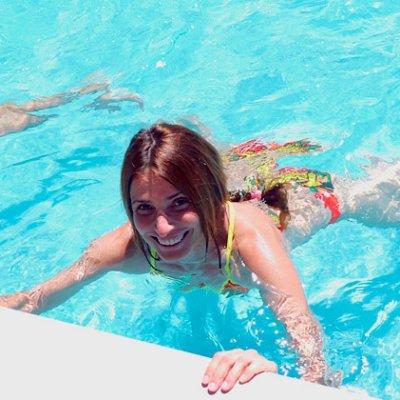 3 ejercicios para tonificar ¡dentro de la piscina!