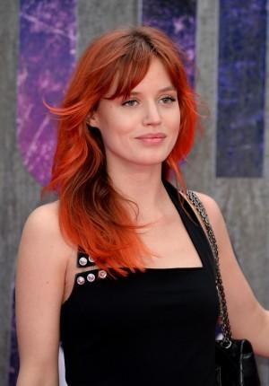 El nuevo tono de pelo de Georgia May Jagger.