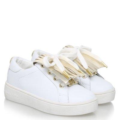 Michael Kors lanza su primera colección de calzado infantil