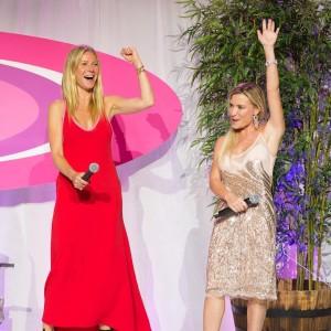 Gwyneth Paltrow y Tracy Anderson