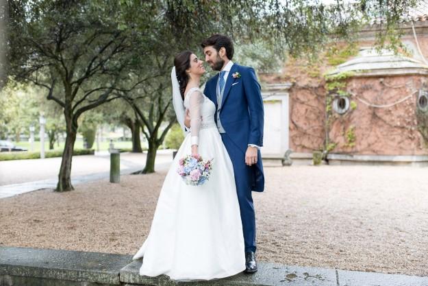 De las fotos y el vídeo de la boda se encargó el estudio de fotografía de David Morales.
