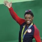Todo lo que no sabías de Simone Biles, la gimnasta del momento