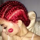 Los peinados afro del clan Kardashian-Jenner incendian las redes
