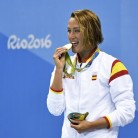 Mireia Belmonte, la sirena de oro de la natación