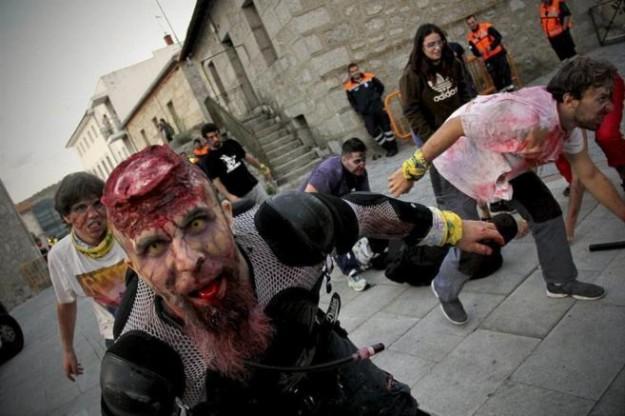 El evento de supervivencia zombie ha invadido todas las ciudades españolas.