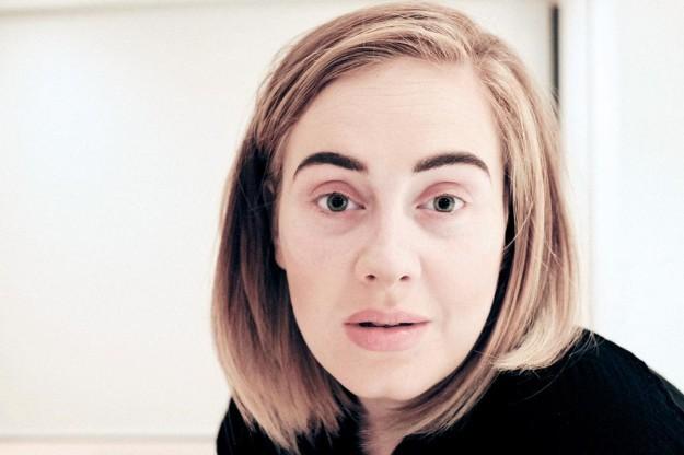 La imagen que subió Adele a su Instagram para dar la noticia de la cancelación de su concierto en Phoenix.