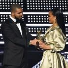 Drake declara su amor a Rihanna en los MTV VMA's