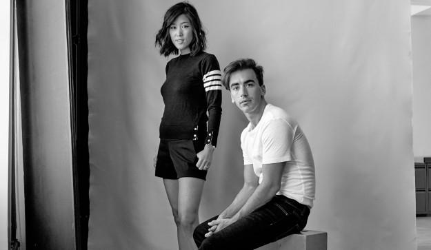 Laura Kim y Fernando García