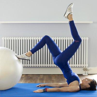 Endurece piernas y glúteos
