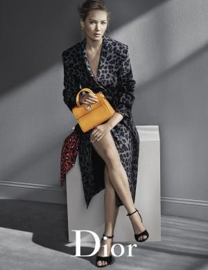 Jennifer Lawrance Dior.