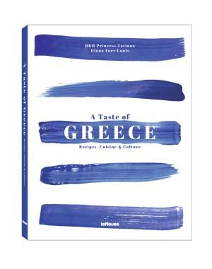 A Teste of Greece, el libro de recetas de la Princesa Ttaiana de Grecia