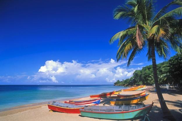 Playas de Puerto Rico.