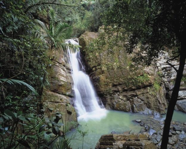 Los deportes de aventura en plena naturaleza son uno de los atractivos de Puerto Rico.