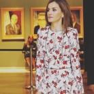 Letizia se rinde al estampado floral en sus looks del nuevo curso