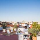 Despedimos el verano en la terraza más exclusiva de Madrid