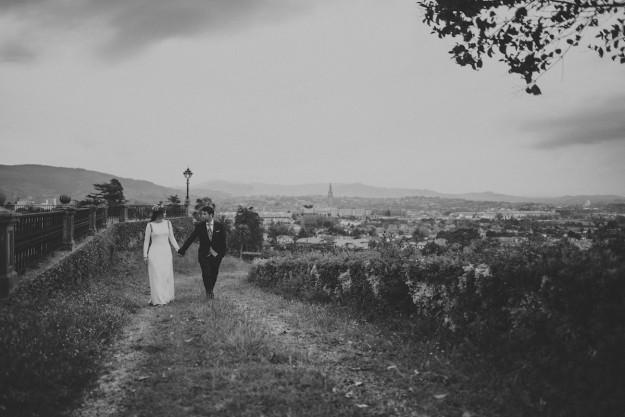 A la hora de escoger el fotógrafo de su boda, los novios lo tuvieron claro: Victor Lafuente.