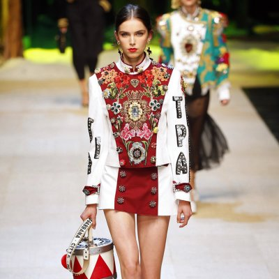 Dolce & Gabbana Primavera-Verano 2017