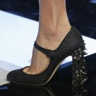 Zapatos de femme fatale