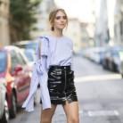 ¿Comprarse la falda de charol o no? (He ahí la cuestión)
