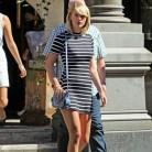 El vestido de rayas de Taylor Swift