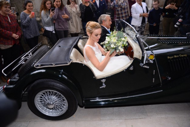 Marta Hazas boda