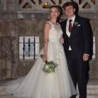 La boda de Marta Hazas y Javier Veiga