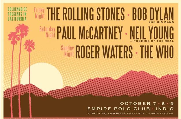 Desert Trip Festival.