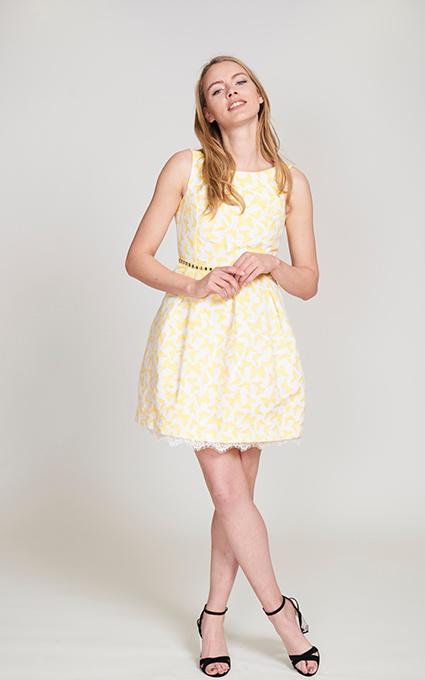 My yellow dress