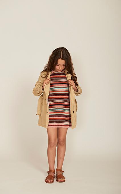 Mini vestido punto
