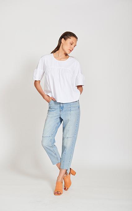 Los nuevos jeans