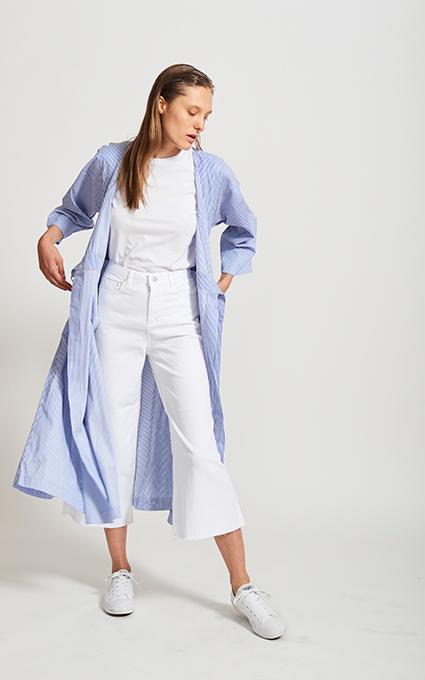 El kimono, la prenda versátil.