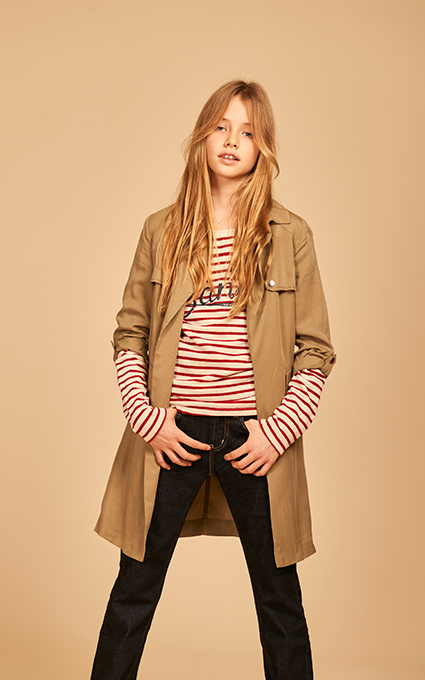Trench y strips