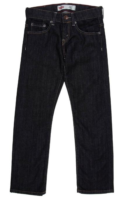 Jeans indigo slim niña