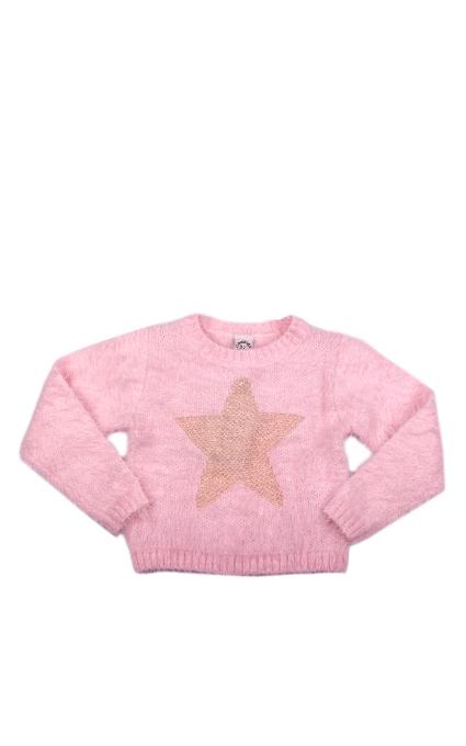 Jersey rosa pelo