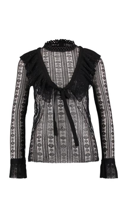Camisa kiki black