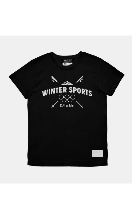 Camiseta winter