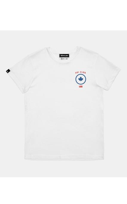 Camiseta canadian