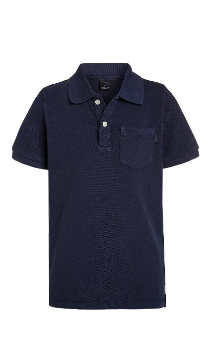 Polo Srunk blue