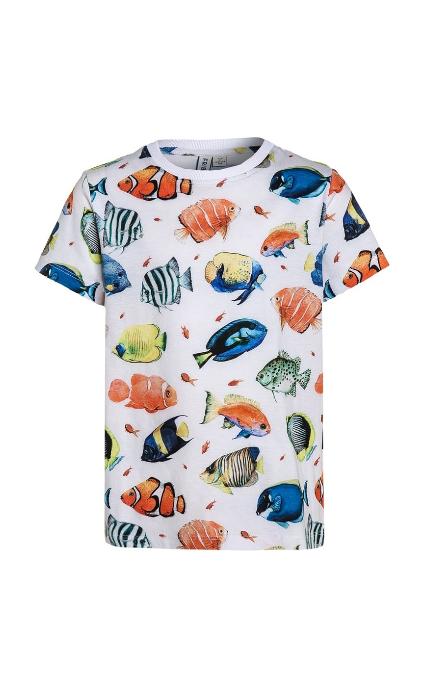 Camiseta fish