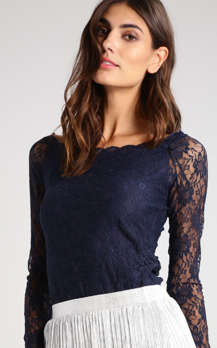 Blusa midnight