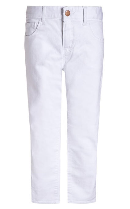 Pantalon blanco gap