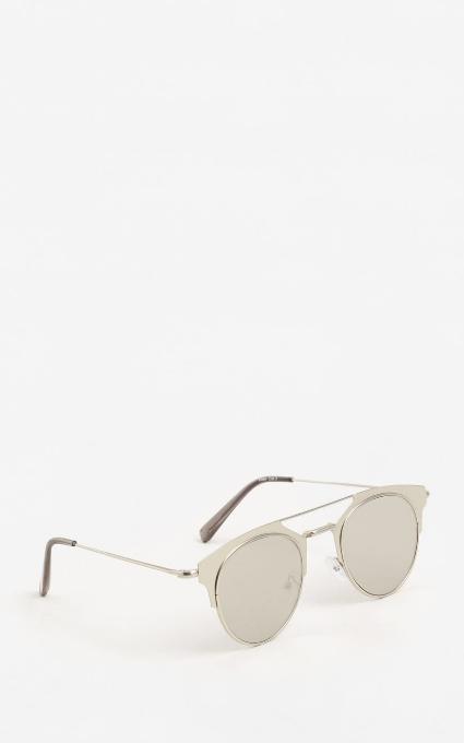 Gafas de sol metálicas