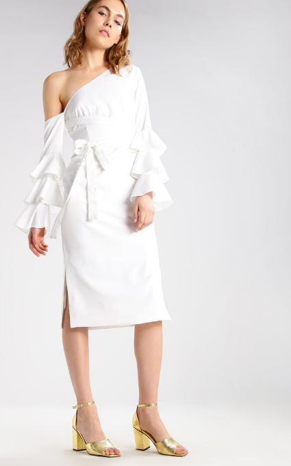 Whiteamp; Telva Vestido Malele Malele Vestido Telva Vestido One One Whiteamp; dQrxstCh