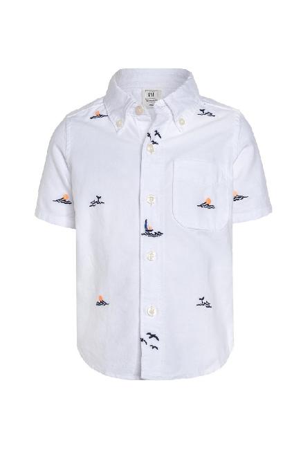 Camisa barcos