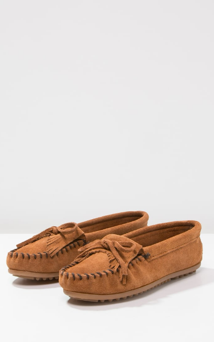 Mocasines brown